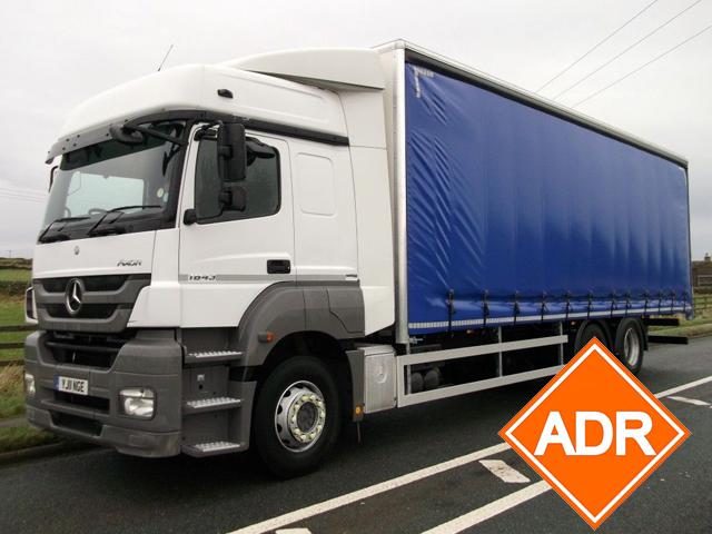 ADR szállítás